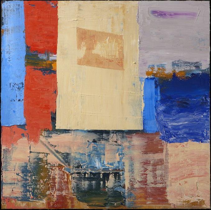 Oil Acrylic Painting by Irwin Thompson