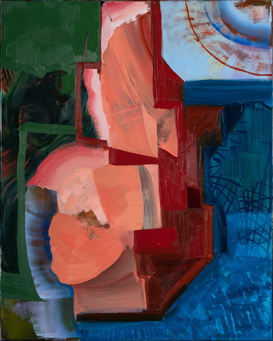 Panoply - Oil Acrylic Painting by Irwin Thompson